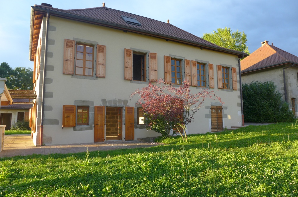 Sold Nice Mansion For Sale Near Annecy Terres Amp Demeures De France