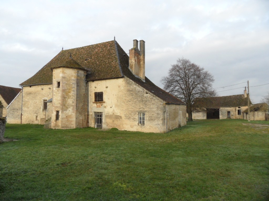 Strong House Which Dates Back To The 14th Century In