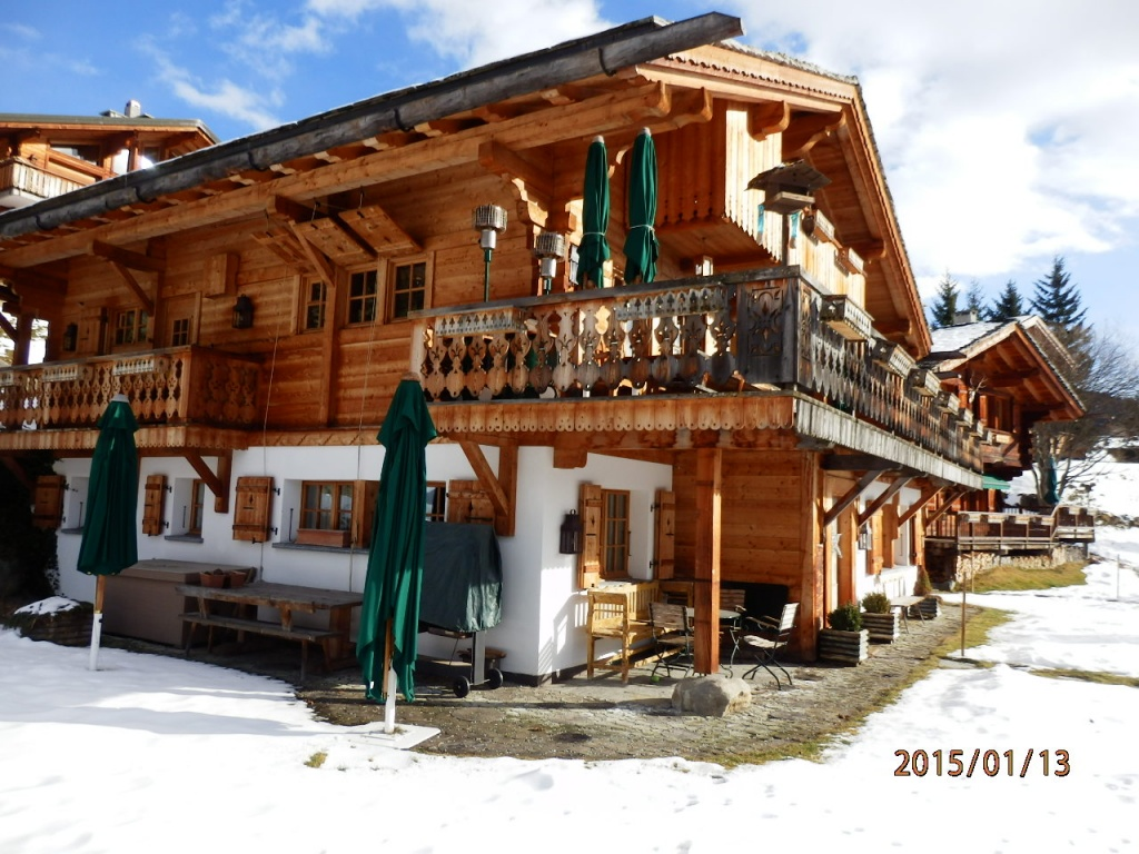 Beautiful Chalet For Sale In Verbier Switzerland