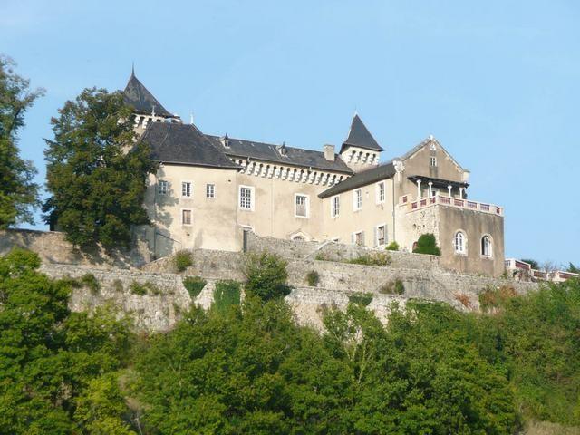 Castle For Sale One Hour From Geneva Terres Amp Demeures De France