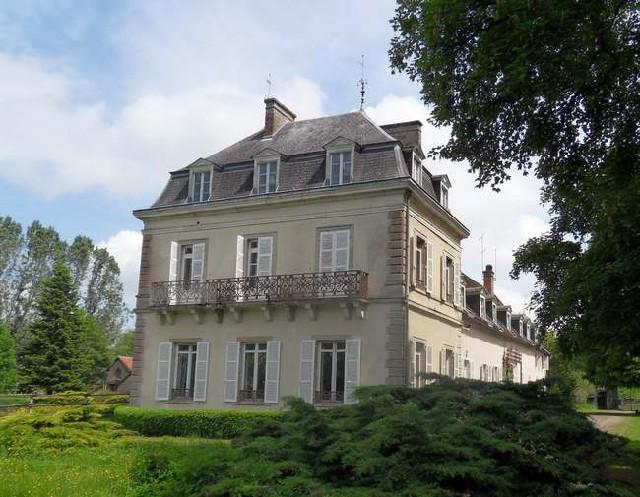 Ch teau vendre en bourgogne vente de chateau en c te d for Chambre agriculture bourgogne