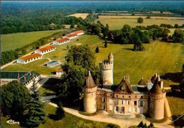 castle for sale in the Berry France | Terres & Demeures de
